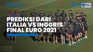 Jamie Carragher Prediksikan Italia vs Inggris Final Euro 2021, The Three Lions Menang Adu Penalti