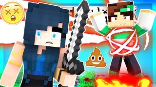 MINECRAFT HACKER CAUGHT ON CAMERA! | Minecraft BED WARS