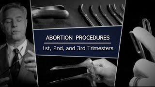 Ehemaliger Abtreibungsarzt klärt auf