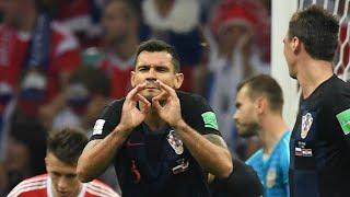 全試合出場のロヴレン、クロアチアの20年ぶりW杯準決勝進出に「僕らはふさわしかった」......