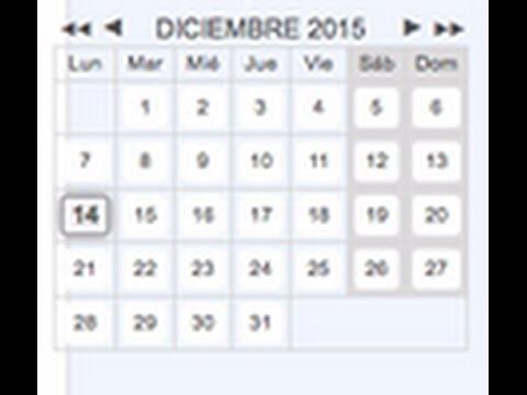 JOOMLA desde cero - Tutorial 17 - Instalar y configurar un calendario o una agenda en joomla