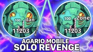Solo Revenge + Fast Duo (Agar.io Mobile Gameplay)