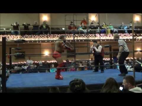 CCW - November 29th, 2013 - Black Friday - Jason Gotti VS The Red Scorpion