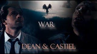 Dean & Castiel - War (Modified and Re-uploaded)