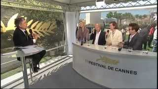 Moonrise Kingdom: interview Cannes 2012