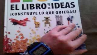 Libro de ideas de LEGO. Vistazo rapido.