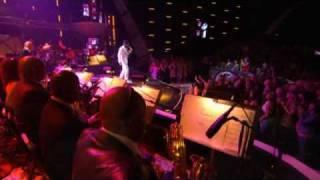 Adam Lambert - Feeling Good American Idol Performance (High Quality)