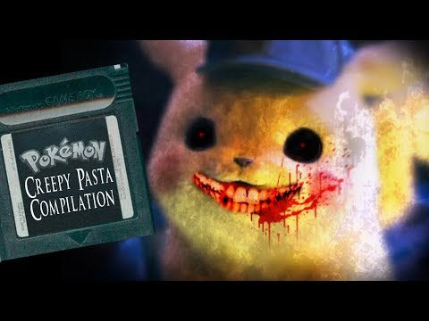 All Pokemon Creepy Pastas Compilation | CreepyPasta Storytime