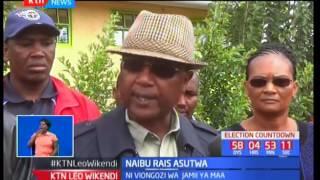 Viongozi wa MAA wa chama cha ODM wataka tume ya wiyano na marudiano kuchunguza naibu William Ruto