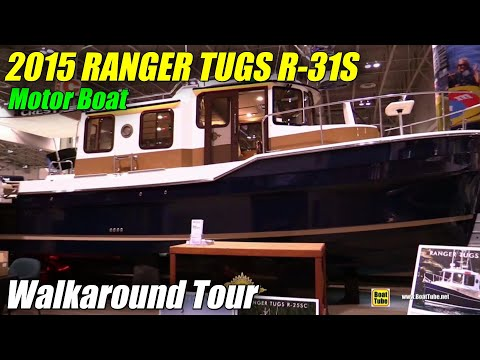Ranger Tugs R-31 S video