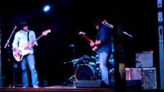 Adam Hood - Shelly - Live @ Hank's McKinney, Tx 10-07-10 (ending only).3GP