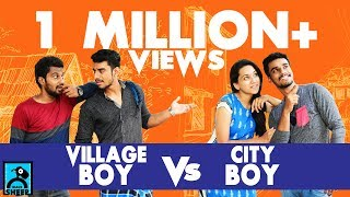 VILLAGE BOY vs CITY BOY | ADHU IDHU WITH AYAZ | BLACK SHEEP