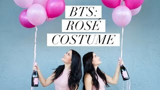 Behind The Scenes: DIY Rose´ Halloween Costume