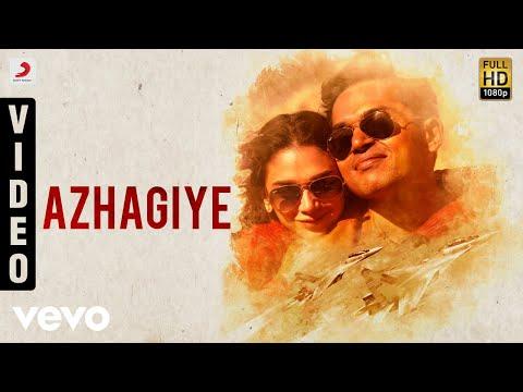 Kaatru Veliyidai - Azhagiye Video   A. R. Rahman   Karthi   New Hit Song 2017
