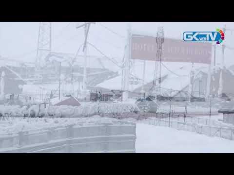 Sonamarg tourist resort receives season's first snowfall