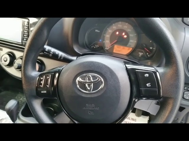 Toyota Vitz F Limited 1.0 2017 for Sale in Lahore