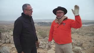 Navigating the Negev Desert, Israel with Arthur DuMosch (FCF S10E4)