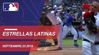 Lo mejor del domingo en Grandes Ligas - Video Youtube