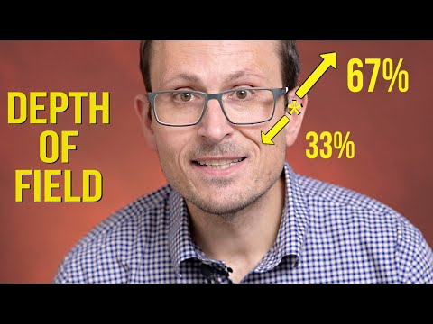 Depth of Field & Focus - COMPLETE GUIDE