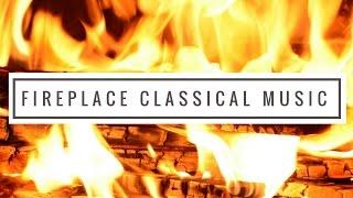 壁爐木柴燃燒 - 聲音圖書館 情境音樂