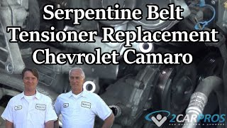 Serpentine Belt Tensioner Replacement