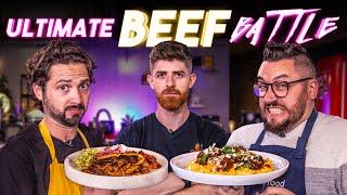 The Ultimate Beef Battle   SORTEDfood