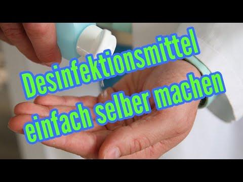 Handdesinfektionsmittel selber machen Händedesinfektion selbst herstellen ausverkauft