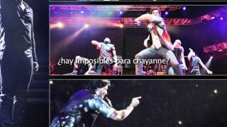 A Solas Con Chayanne - Interview # 11