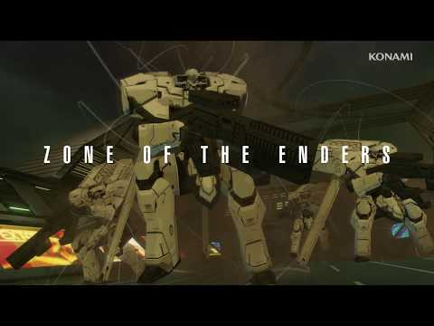 Cinématique d'ouverture de Zone of the Enders : The 2nd Runner MARS