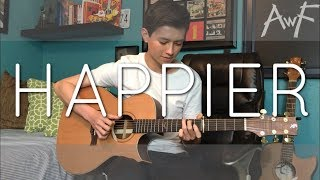 Happier   Ed Sheeran   Cover (fingerstyle Guitar)