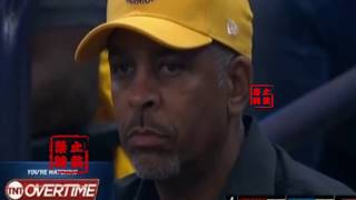 Stephen Curry' Dad Was Mad af When His Son Blows 2 Wide-Open Threes! - Video Youtube
