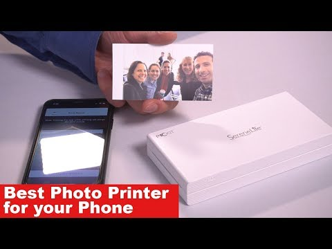 The Best Photo Printer for Phone – Mobile Printer Review