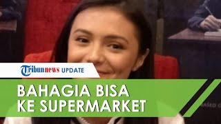 Bisa Berbelanja di Supermarket seusai Dikarantina 14 Hari, Amanda Rawles: Senang Banget!