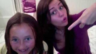 Noah Cyrus & Co. - Noah & Miley singing Driveway