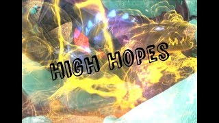 Httyd/Ninjago || High Hopes || Happy Birthday Toothless The Night Fury Hiccup The Brave ||