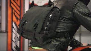 Kriega Urban WP Messenger Bag Review At RevZilla.com