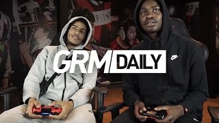 GGR: AJ Tracey Vs. Dave   Episode 07 | GRM Daily