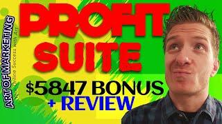 ProfitSuite Review, Demo, $5847 Bonus, Profit Suite Review