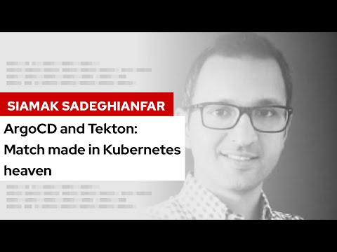 Argo CD and Tekton: Match made in Kubernetes heaven