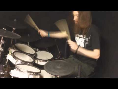 Dirk Verbeuren drum vid - ANATOMY OF I - Banished Messiah