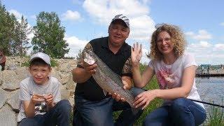Рыбалка в россии куда поехать