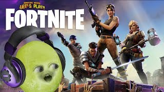 Fortnite! [Gaming Grape Plays]
