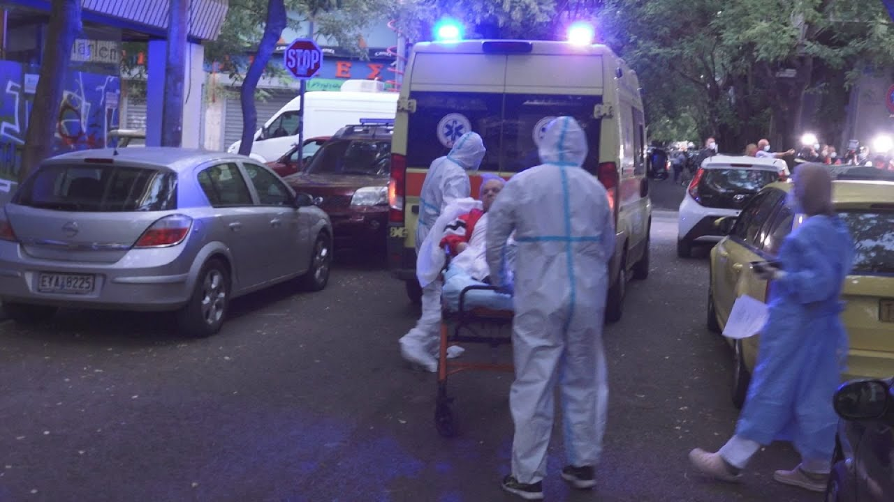 Σε νοσοκομεία covid-19 μεταφέρονται οι ηλικιωμένοι από γηροκομείο που εντοπίστηκαν θετικοί