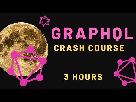 GraphQL Crash Course - 2021