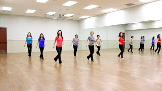 Rock It   Line Dance (Dance & Teach In English & 中文)
