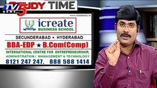 BBA & EDP Programs At Dr Narayana College   Study Time   TV5 News