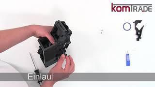 Bosch VeroCafe-Serie Reparaturanleitung Brüheinheit/Brühgruppe reparieren-revidieren-überholen