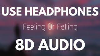 Cheat Codes   Feeling Of Falling (8D AUDIO) Ft. Kim Petras