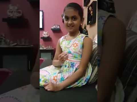 Mayil pola ponnu onnu sung by Srinidhi