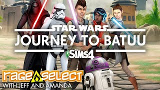 The Sims 4 - Star Wars: Journey to Batuu (The Dojo) Let's Play